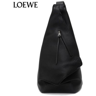 【2020SS】ロエベ  ANTON SMALL BACKPACK ワンショルダー バックパック【ブラック】 31712AA75  1100/LOEWE/m-bag