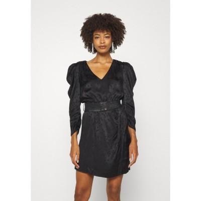 ゲス ワンピース レディース トップス MAURIZIA DRESS - Day dress - jet black