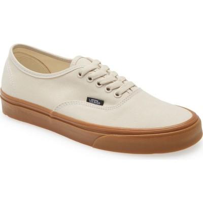 ヴァンズ VANS メンズ スニーカー シューズ・靴 Authentic Sneaker Oatmeal