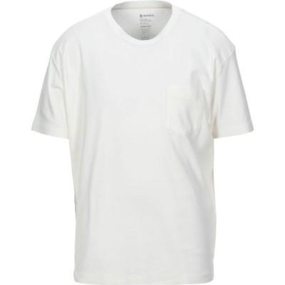 オスクレン OSKLEN メンズ Tシャツ トップス t-shirt White