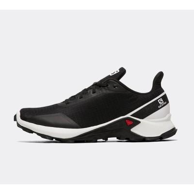サロモン Salomon メンズ スニーカー シューズ・靴 alphacross trainer BLACK