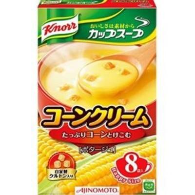 味の素 クノール コーンクリーム 8袋×6入