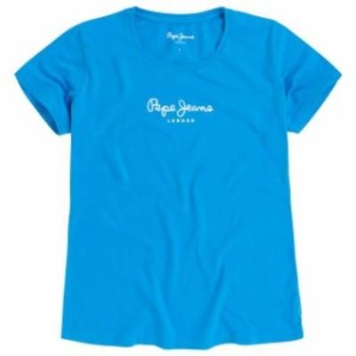 pepe-jeans ペペ ジーンズ ファッション 女性用ウェア Tシャツ pepe-jeans new-virginia