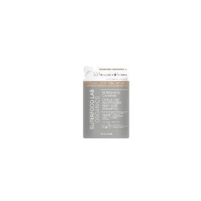 スーパーフードラボ オーガニックス シルキー シャンプー リフィル 400ml
