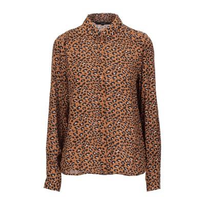 VERO MODA シャツ ブラウン XS ポリエステル 100% シャツ