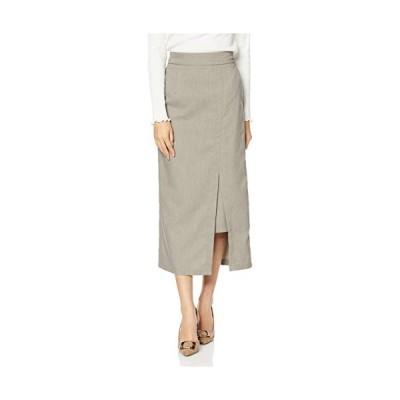 (アルシーヴ) archives ロングスリットIラインスカート 201173051006