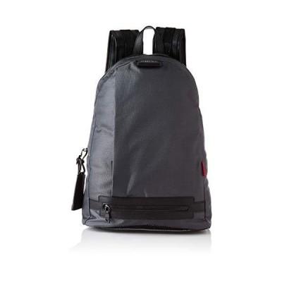 Guess Men's DAN Backpack, Grigio, M 並行輸入品