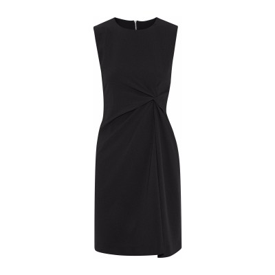 IRIS & INK ミニワンピース&ドレス ブラック 8 ポリエステル 97% / ポリウレタン 3% ミニワンピース&ドレス