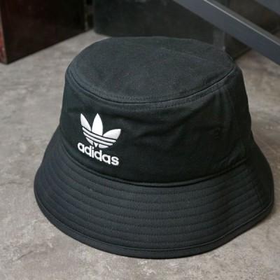 アディダスオリジナルス adidas Originals バケットハット BUCKET HAT AC BHH18 AJ8995 SS21 メンズ・レディース 帽子 ブラック系