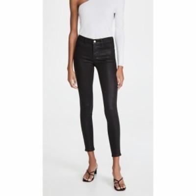 フレーム FRAME レディース ジーンズ・デニム ボトムス・パンツ Le Skinny De Jeans Noir Coated