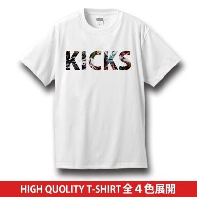 メンズ Tシャツ ストリート系 トレンド オシャレ スニーカー kicks sneaker kotd wesko デザイン ダンク 半袖 ユニセックス 男女兼用