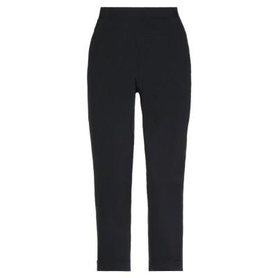 DIRK BIKKEMBERGS パンツ ブラック 46 ナイロン 92% / ポリウレタン 8% パンツ