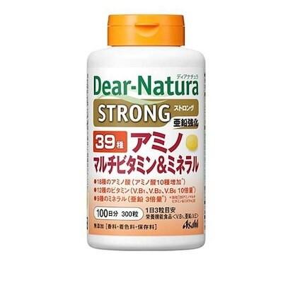 ディアナチュラ ストロング39アミノ マルチビタミン&ミネラル 300粒 2個セット