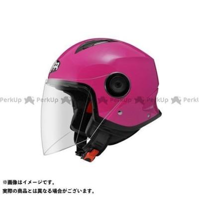 【雑誌付き】ZOLTAR ジェットヘルメット EasyWave2 SportsJet(イージーウェーブ2 スポーツジェット) ピーチレッド サイズ:…
