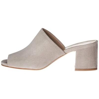 レディース 靴 ミュール Charles David Women's Brie Slide Sandal Grey Size 7.0