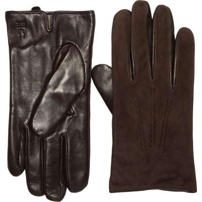 フライ Frye メンズ 手袋・グローブ Weston Gloves Mahogany
