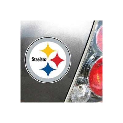 フットボール NFL WinCraft Pittsburgh スチールers 4? Die Cut Car Magnet