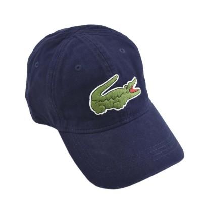 ラコステ LACOSTE キャップ 帽子 メンズ レディース ネイビー RK8217 166