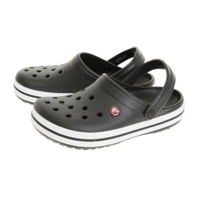 (crocs)crocband black シューズ ストラップサンダル 11016−001