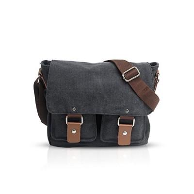 FANDARE メッセンジャーバッグ 一眼レフ デジタルカメラバッグ インナーバッグ付き 斜めがけショルダーバッグ