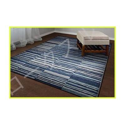 "Couristan Easton Talavera Area rug, 2' x 3'7"", Aquarius 並行輸入品"
