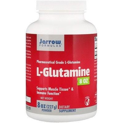 L-グルタミン, 8 オンス (227 g) パウダー