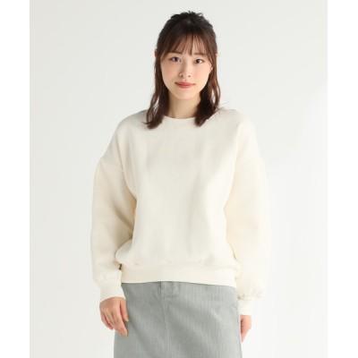 Honeys / 裏起毛プルオーバー WOMEN トップス > Tシャツ/カットソー