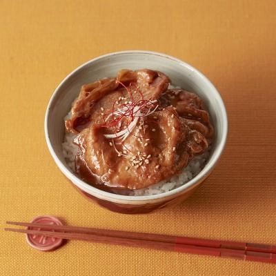 【おとりよせ】 十勝名物・豚丼の具8食
