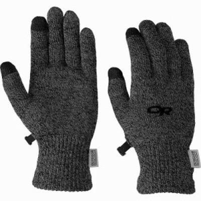 アウトドアリサーチ 手袋・グローブ Biosensor Liners Charcoal