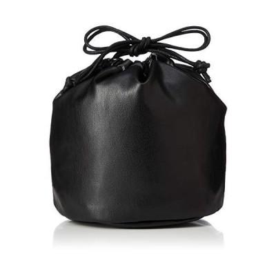 ウィゴー トートバッグ キンチャク バッグ メンズ F ブラック