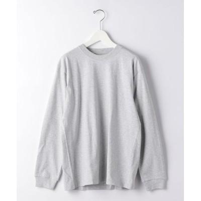 green label relaxing / 別注 [ ヘインズ ] Hanes SC ★ BEEFY GLR 長袖 Tシャツ カットソー MEN トップス > Tシャツ/カットソー