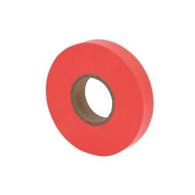 シンワ マーキングテープ 74163 レッド (8260095) 送料区分A 代引不可・返品不可