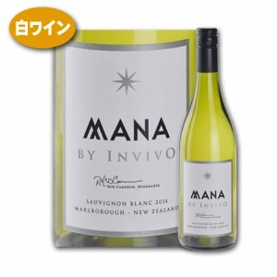 ワイン 白 マナ バイ インヴィーヴォ マールボロ ソーヴィニヨン ブラン 2020 インヴィーヴォ 0601510220 wine