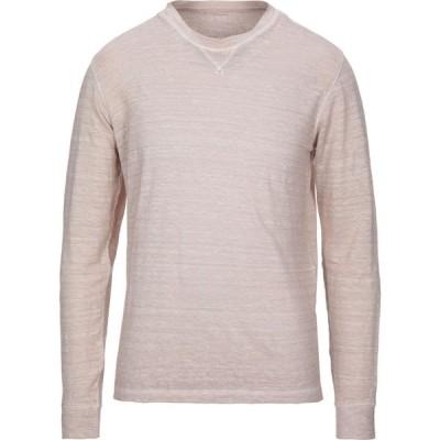 120パーセント 1.2 メンズ ニット・セーター トップス Sweater Beige