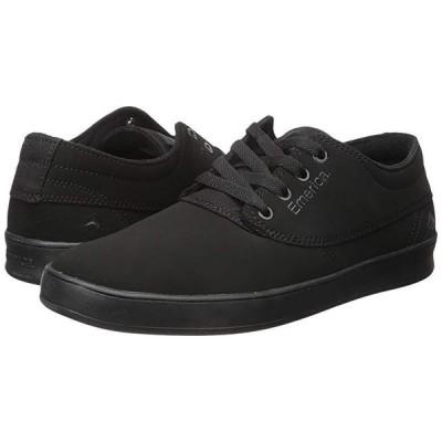 エメリカ Emery メンズ スニーカー 靴 シューズ Black/Black/Black