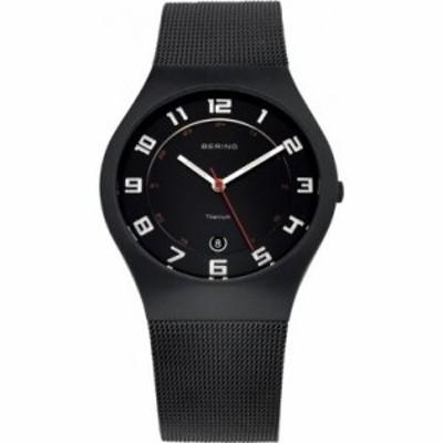 [ベーリング]BERING 腕時計 デンマーク北欧デザイン時計 クラシック11937-222[並行輸入品]