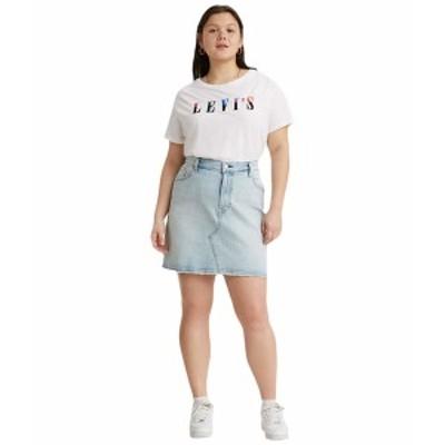リーバイス レディース スカート ボトムス Deconstructed Skirt Check Ya Later