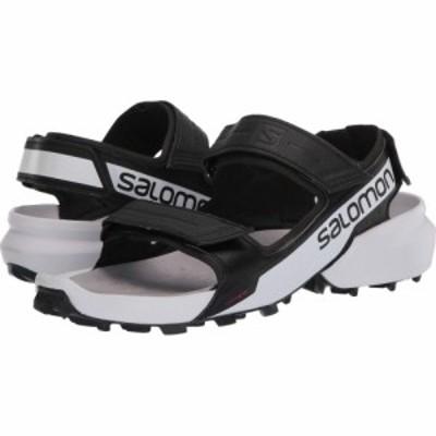 サロモン Salomon メンズ サンダル シューズ・靴 Speedcross Sandal Black/White/Black
