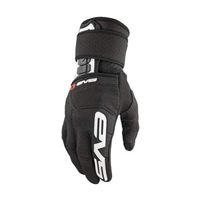 EVS Sports GLWBK-L  Wrister 2.0 Gloves (Black, Large)【並行輸入品】
