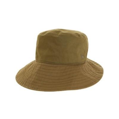 ウィッテム(HUITIEME) 帽子 レディース UV SLIT VISOR BUCKETHAT HU18S898SST020 KHK (レディース)