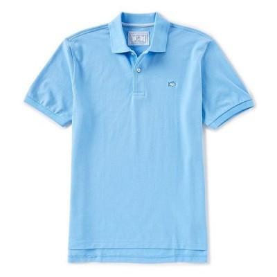 サウザーンタイド メンズ シャツ トップス Skipjack Short-Sleeve Polo Shirt