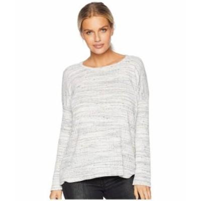 Karen Kane カレンケーン 服 スウェット Ribbed Contrast Sweater