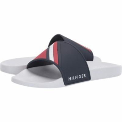 トミー ヒルフィガー Tommy Hilfiger メンズ サンダル シューズ・靴 Ella Red Multi