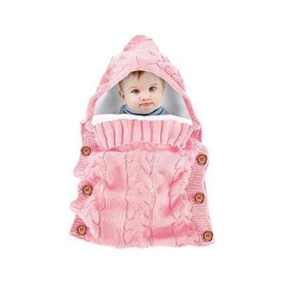 SIPUSENSAMA ベビーブランケット ベビー布団 寝具 厚手のニット寝袋 赤ちゃんバスタオル ガーゼケット ベビー タオルケット 新生児 ふわふ