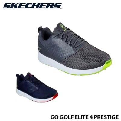 スケッチャーズ 54553 エリート 4 プレステージ スパイクレス ゴルフシューズ 日本正規品 2020モデル