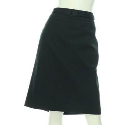 アイシービー ICB スカート サイズXL レディース 美品 ブラック系 タイトスカート【中古】20201222