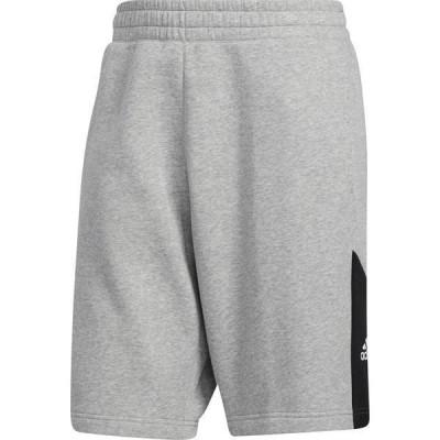 アディダス メンズ ハーフパンツ・ショーツ ボトムス adidas Men's Post Game Fleece Shorts