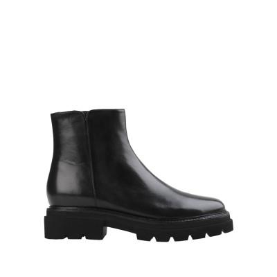 ブルーノ プレミ BRUNO PREMI ショートブーツ ブラック 40 牛革(カーフ) 100% ショートブーツ