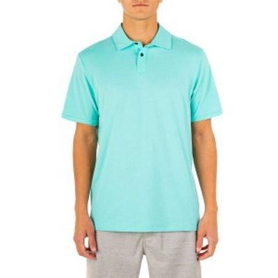 ハーレー メンズ シャツ トップス Hurley Men's DRI Ace Short Sleeve Polo Tropical Twist