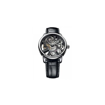 Maurice Lacroix Masterpiece Skeleton MP7228-SS001-000-1 Automatic Mens Watch 並行輸入品